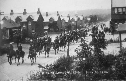 bordon barracks 1910