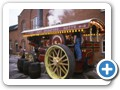 Fowler showmans spec traction engine