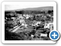 General view of Weobley, Herefordshire circ 1935